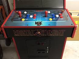 Mortal Kombat Arcade Cabinet Ebay by Jp U0027s Ultimate Mortal Kombat 3 Restore Scratch Build Umk3 Klov