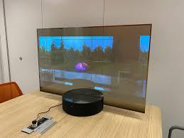 xiaomi mi tv xiaomis durchsichtiger fernseher ausprobiert
