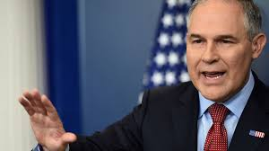 100 Kevin Pruitt EPA Chief Facing New Probe Into Claims He Retaliated Against