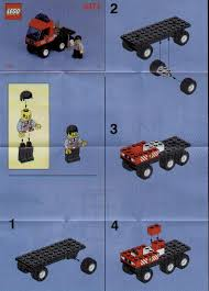 100 Lego Truck Instructions Old LEGO Letsbuilditagaincom