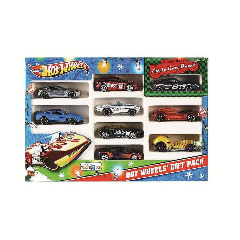 Hot Wheels Gift Pack - 9 Pack