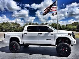 2017 Toyota Tundra CUSTOM LIFTED LEATHER CREWMAX 4X4 V8 Florida ... 2008 Ford F350 With A 14inch Lift The Beast Toyota Tundra Custom Off Road Image 430 Sweet Redneck Chevy Four Wheel Drive Pickup Truck For Sale In Mudder Trucks Pulling Tractors Pinterest Gmc Trucks Tractor Nissan King Cab 4x4 And Huge Lifted Up 4x4 Ford With Lift Kit And Big Tires It Is Used Dodge Diesel For Sale In Florida Truck Mania 2018 Custom Leather Crewmax V8 Florida 1979 Chevrolet Luv All My Old Toys Used Lifted For Sale Winter Haven Fl Kelley 2016 Inferno