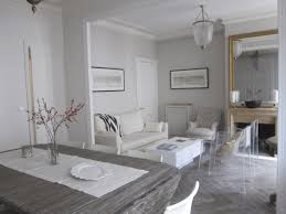 Rectangular Living Room Dining Room Layout by Kitchen Dinette Sets Spindle Back Chair Zinc Top Round Table
