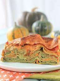 jeux de cuisine lasagne lasagnes végétariennes au potiron et épinards jeu concours