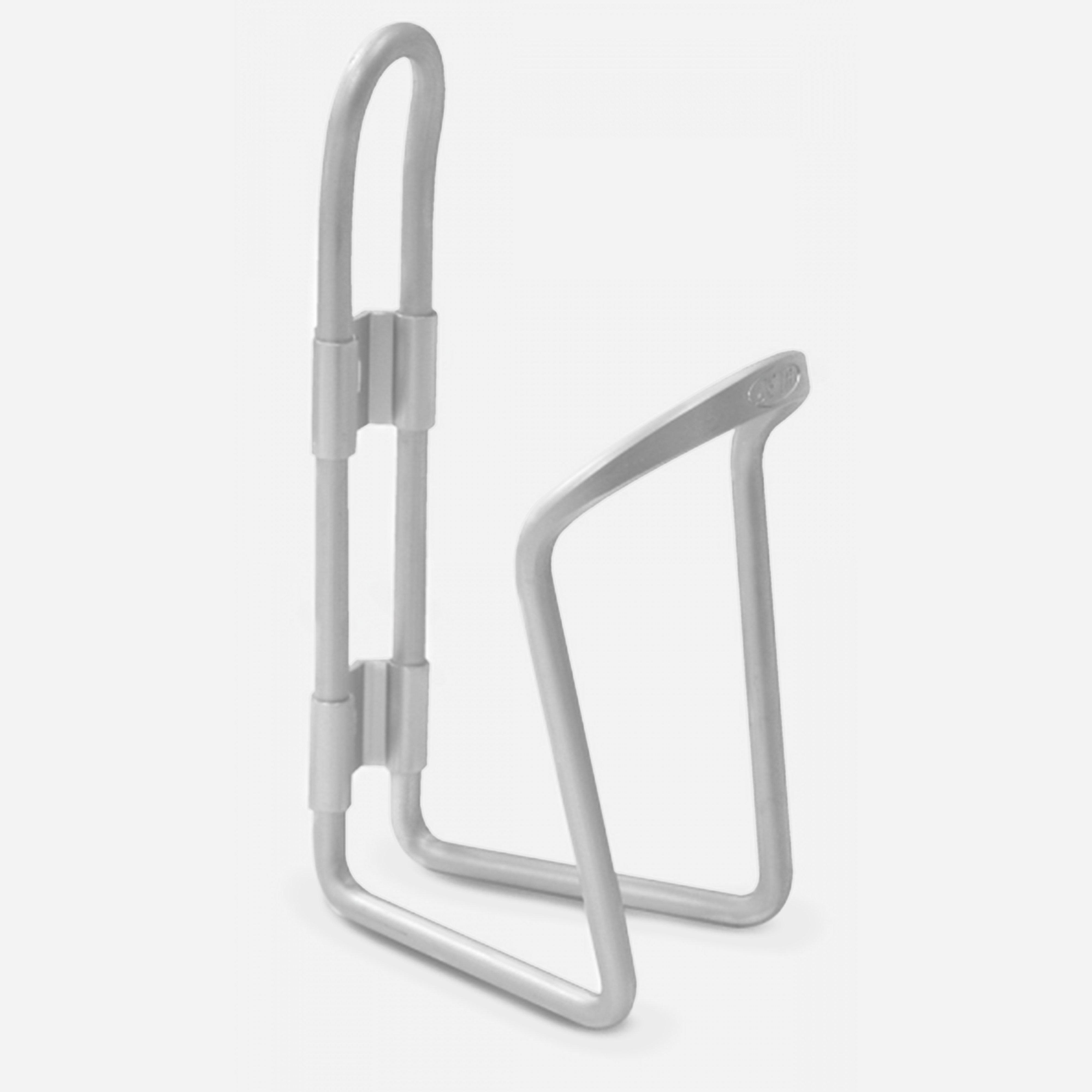 Delta Aluminium Water Bottle Cage - Silver