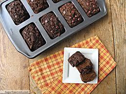 Healthy Chocolate Pumpkin Desserts by Mini Whole Wheat Chocolate Pumpkin Breads No Sugar Added
