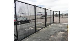 The Drawing Of Anti Climb Fence Installation Including Wireworks Anti Climb Ameristar Fence Products