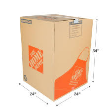 100 14 Ft Uhaul Truck The Home Depot 24 In L X 24 In W X 34 In D Wardrobe Moving Box