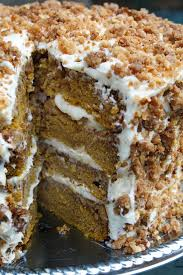 Pumpkin Crunch Hawaii by Great Pumpkin Crunch Cake With Cream Cheese Frosting Apple And