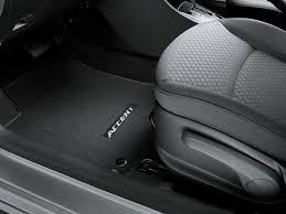 Scion Tc Floor Mats 2009 by Amazon Com Genuine 2012 Hyundai Accent Carpet Floor Mats Black