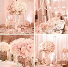 Light Pink Wedding Centerpieces Download Blush Decorations Corners Stunning Design Ideas 1 About On