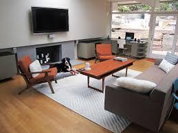 mid century modern living room lighting i homes best mid