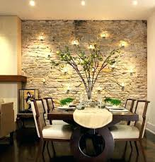 Marvelous Dining Room Wallpaper Ideas Accent Wall Informal Formal