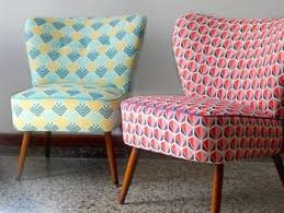 les tissus d ameublement graphiques je fais moi même fauteuils