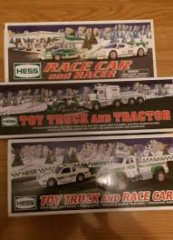 2013 11 09 Hess Toy Truck Race Car Racer Tractor 3 Unopened Boxes ... Toy Trucks Hess Colctibles Price List Glasses Bags Signs Hess Truck 2013 Truck And Tractor Collector Item 2000 Mini Toys Buy 3 Get 1 Free Sale Collectors Forum Home Facebook All Where Can I Sell My Vintage Hobbylark 197576 Freight Carrier W Barrels Box 1967 Tanker Red Velvet Base With Box By The Amazoncom 1984 Oil Bank Games 1996 Emergency Ladder Fire Empty Boxes Store Jackies
