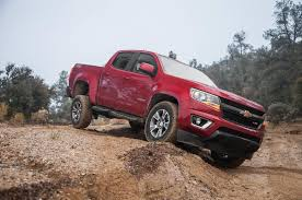 100 Chevy Truck Performance The Colorado A Long History Of OffRoad