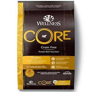 Wellness Core Dry Dog Food - Puppy Formula, 12lbs