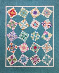Free Block of the Month Quilt Patterns – BOMquilts