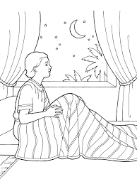 Samuel Throughout Bible Coloring Pages