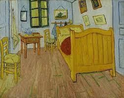 la chambre jaune gogh bedroom in arles