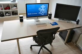 Two Person Desk Ikea by Amazing 25 Office Table Top Design Ideas Of Office Table Top