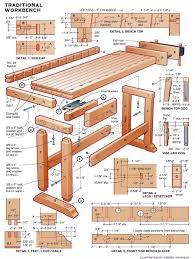 diy workbench u2022 woodarchivist