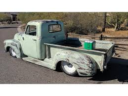 1955 Chevrolet Rat Rod Truck For Sale | ClassicCars.com | CC-1056357 1951 Chevy Truck Arizona Pickup Rat Rod Ratrod Hot 3100 1952 Ford I Had For Sale In 2014 And Sold Miss This One Custom Wheels Red Bone Shaker Hot Rod Hotrod Rat Ratrod 1960 F100 Pick Up Lowered Wide Whites Trophy A With Real Offroad Chops Drivgline 021935fordrrodtrujbbrackenstaticjpg Network 1941 1948 Gmc Rods Laptop Sleeves 3 1939 Chevy Rat Rod Pickup 13500 Universe Comes Loaded Power Style Video Robert Berrys Wild 10second Diesel Powered 45 46 47 48 49 50 Studebaker Pickup Truck Flat Stake Bed