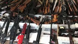 100 Holmby Weapons Cache Seized In Hills