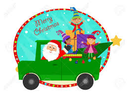 Cute Clip Art Of Santa Driving A Pickup Truck Full Of Presents ... Clipart Of A Cartoon White Man Driving Green Pickup Truck And Red Panda Free Images Flatbed Outline Tow Clip Art Nrhcilpartnet Opportunities Chevy Chevelle Coloring Pages 1940 Ford Pick Up Watercolor Pink Art Flower Vintage By Djart 950 Clipart Vintage Red Pencil In Color Truck Unbelievable At Getdrawingscom For Personal Use