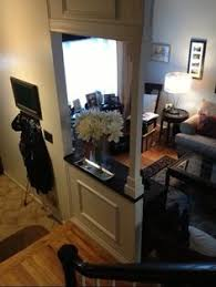 Front Door Opens Into Dining Area