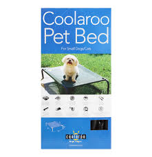 coolaroo small pet bed small green lowest prices specials