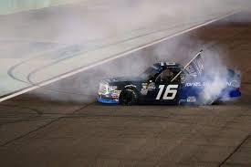 100 Nascar Truck Race Results NASCAR Series Brett Moffitt Wins 2018 Ford EcoBoost 200