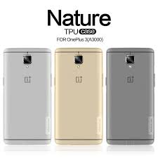 to Buy eplus 3 Original Nillkin Nature TPU Case For eplus