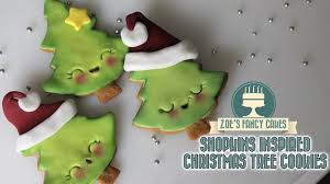 Christmas Tree Meringues by Christmas Tree Cookies Shopkins Inspired Youtube