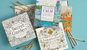 These Irresistible Coloring Books Will Delight Artists Of All Ages