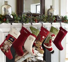 Santa's Sleigh Stocking Holders | Pottery Barn AU Christmas Stocking Collections Velvet Pottery Barn 126 Best Images On Pinterest Barn Buffalo Stockings Quilted Collection Kids Decorating Appealing For Pretty Phomenal Christmasking Picture Decor Holder Interior Home Ideas 20 Off Free Shipping My Frugal Design Teen