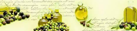 küchenrückwand oliven öl schrift grün flasche glas nischenrückwand spritzschutz fliesenspiegel ersatz deko küche karaffe m1157