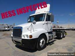 USED 2009 FREIGHTLINER CENTURY TANDEM AXLE DAYCAB FOR SALE IN PA #22968