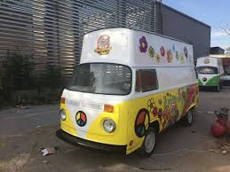 VOLKSWAGEN TYPE 2 FOOD BUS FOR SALE -