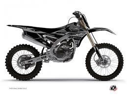 kit déco moto cross yamaha 250 yzf kutvek kit graphik