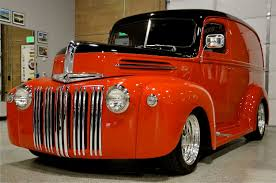 1947 Ford Panel Truck | Red Hills Rods And Choppers Inc. - St ...