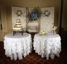 Vintage Southern Wedding In Traditional Church BackdropRustic BackdropsVintage Cake