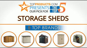 Suncast Sutton 7x7 Shed by Best Storage Shed Reviews 2017 U2013 How To Choose The Best Storage