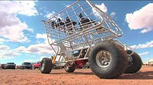World's Largest Motorized Shopping Cart - YouTube 5 Of The Faest Cumminspowered Dodge Rams In Existence Drivgline Custom Ford F250 Superduty Monster Truck Youtube Anchorage Food Trucks Get Ready To Face One Their Biggest 2013 Hot Rod Drag Week Worlds Street Cars Hot Rod This Legal Nascar Is Yours For Just 69000 Benzboost Brabus Importing G63 Amg 6x6 Own A Street Legal Owner Review Is Okosh 8x8 Military Cargo Truck Good Daily Larry Larson Wins Top Sportsman At Nhra Kansas Nationals His Life Too Short Own Same Car Twice Cars Torque Titans The Most Powerful Pickups Ever Made Driving Side Owning Food Golf Lsv Club Car