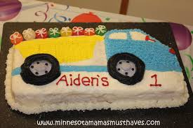 100 Truck Cake Pan Aidens First Birthday Party Must Have Mom