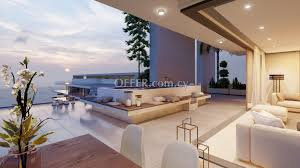 104 Water Front House Luxury Living In Kato Paphos Pent 265243en Cyprus Apartments Offer Com Cy