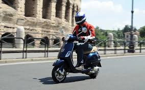 Vespa LX125 3V Review
