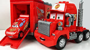 99 Youtube Truck Disney Cars McQueen LEGO DUPLO Mack DISNEY PIXAR CARS 3