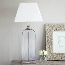 Fillable Glass Table Lamp Uk by How To Paint A Glass Lamp Base Glass Lamp Target Glass Lamp Base