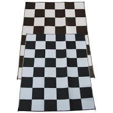 polypropylene patio mat 9 x 12 fireside patio mats racing checks black and white checkered flag 9